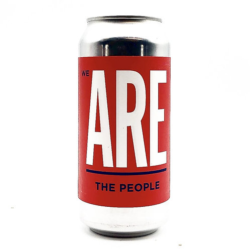 Verdant We Are The People West Coast DIPA