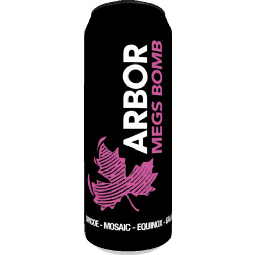 Arbor MEGS Bomb Hoppy Pale Ale