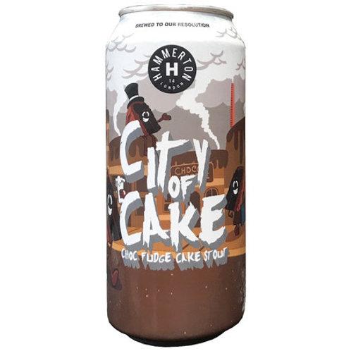 Hammerton City of Cake Chocolate Fudge Stout