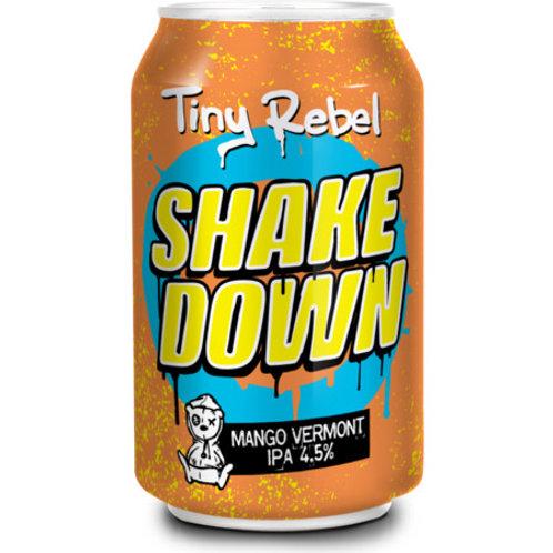 Tiny Rebel Shakedown Mango Vermont IPA