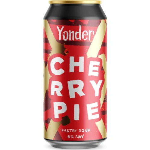Yonder Cherry Pie Pastry Sour
