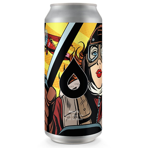 Polly's Brew Pilot to Base IPA