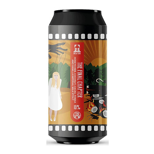 Brew York X Emperor's Brewery The Final Chapter Imperial Stout