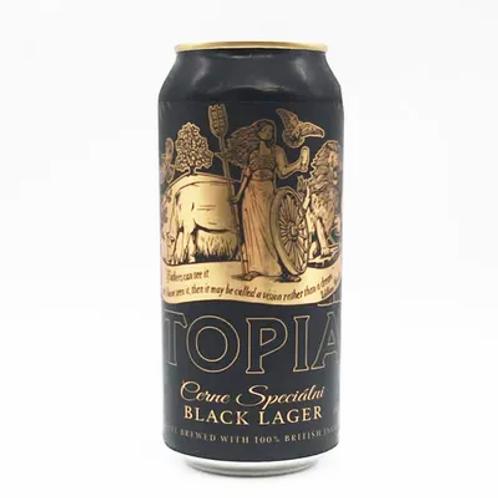Utopian Black Lager