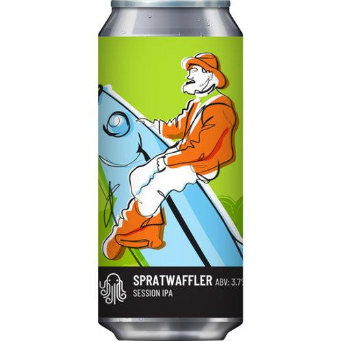 Time & Tide Spratwaffler Pale Ale