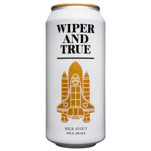 Wiper & True Milk Shake Stout