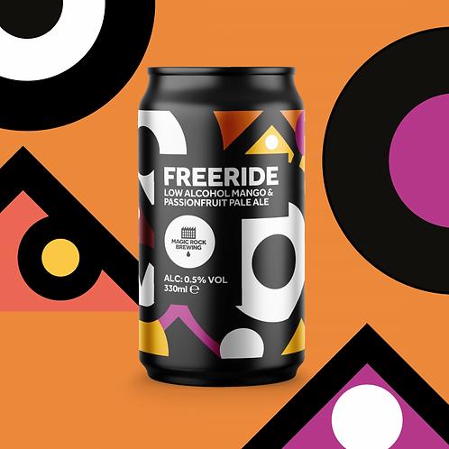 Magic Rock Freeride NA Beer