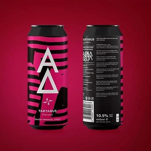 Alpha Delta x North Brew Tartarus Imperial Stout