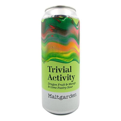 Maltgarden Trivial Activity Dragon Fruit & Mango & Lime Pastry Sour