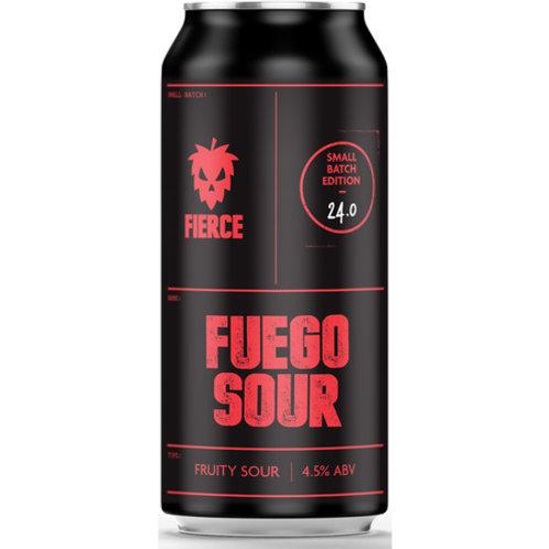 Fierce Beer Fuego Sour