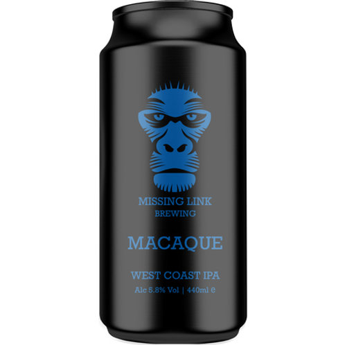 Missing Link Brewery Macaque West Coast IPA