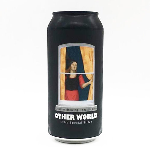 Utopian Brewery x Yeastie Boys ESB