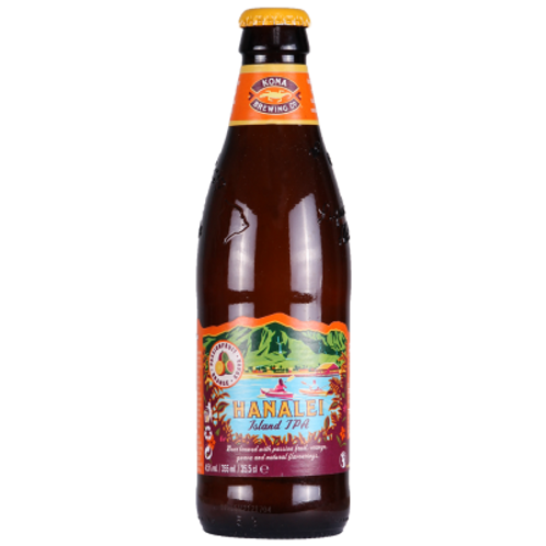 Kona Brewing Hanalei Passion Fruit IPA