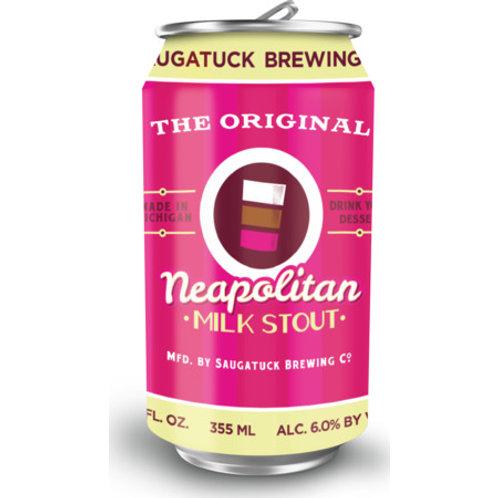 Saugatuck Brewing Neapolitan Stout