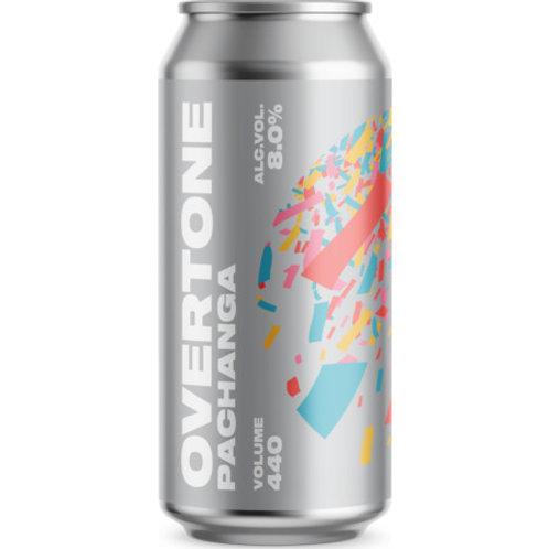 Overtone Brewing Pachanga Hazy DIPA