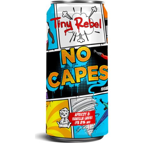 Tiny Rebel No Capes Apricot & Vanilla Lassie IPA