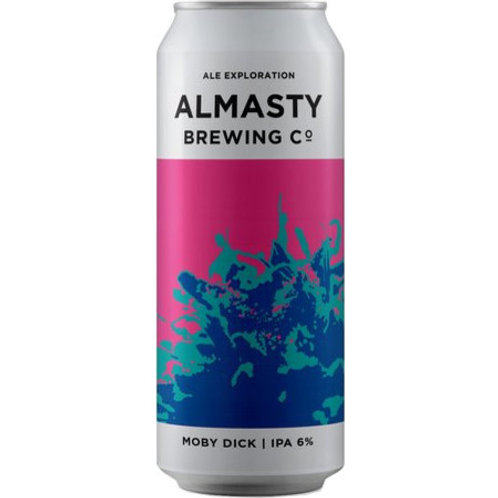 Almasty Brewing Moby Dick IPA