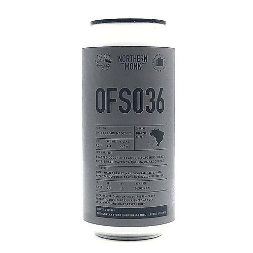 Northern Monk OFS036 Imperial Stout