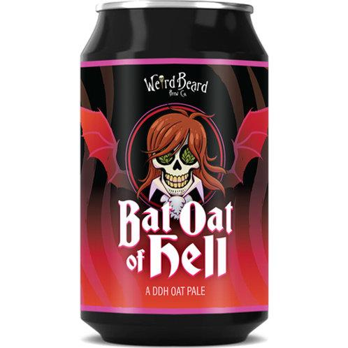 Weird Beard Bat Oat Of Hell DDH Pale