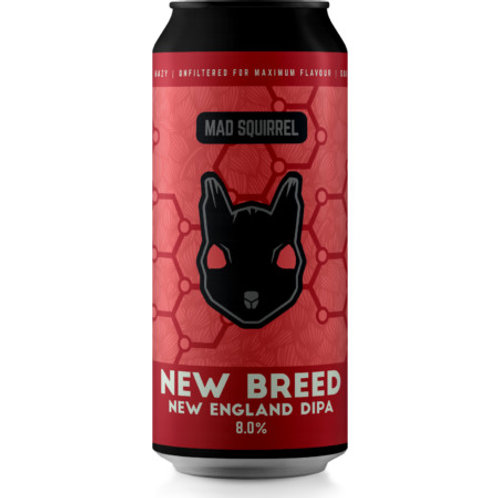 Mad Squirrel New Breed DIPA