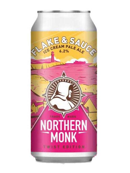 Northern Monk Flake & Sauce Pale Ale