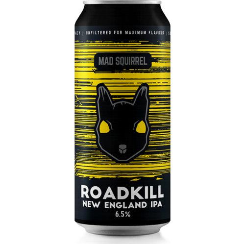 Mad Squirrel Roadkill Hazy NEIPA