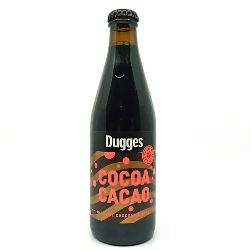 Dugges x Stillwater Cocoa Cacao Imperial Stout