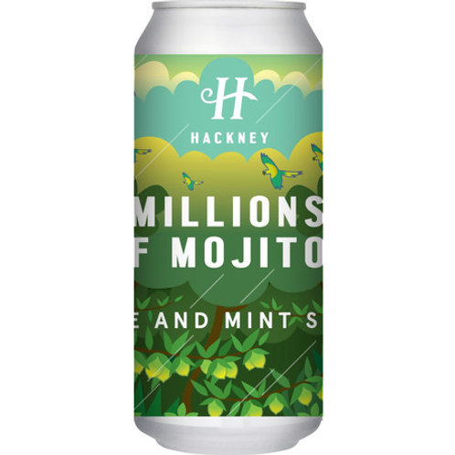 Hackney Brewery Millions of Mojitos Sour