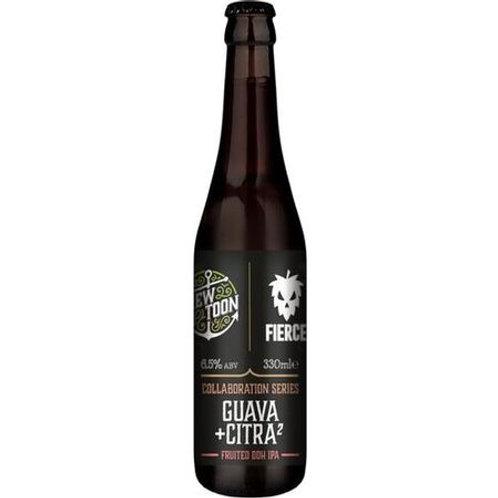 Brew Toon x Fierce Beer Guava & Citra IPA
