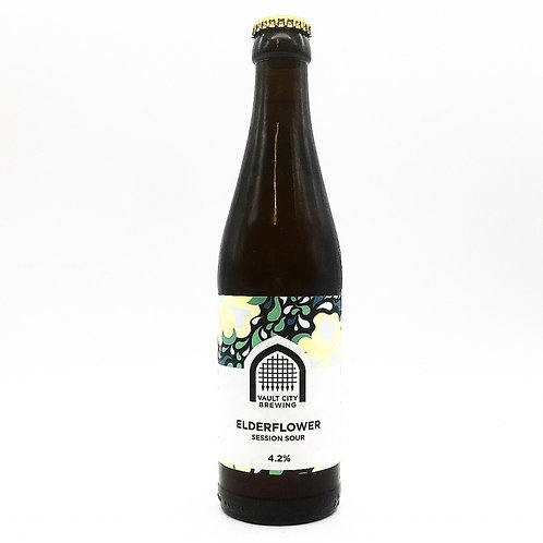 Vault City Elderflower Sour