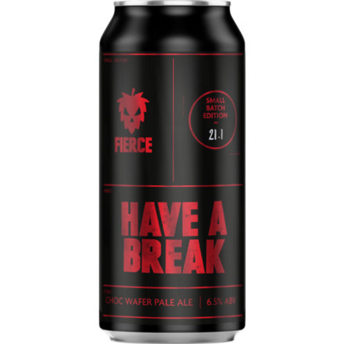 Fierce Beer Have A Break Chocolate Wafer Pale Ale