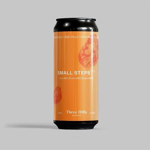 Three Hills Small Steps v 6 DDH Pale (2020)