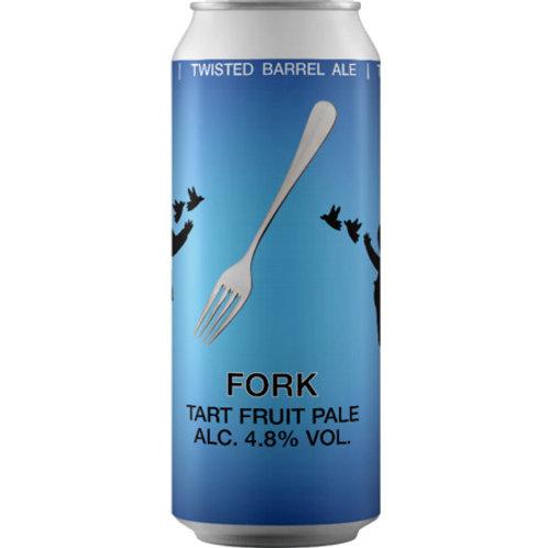 Twisted Barrel Fork Fruit Pale Ale