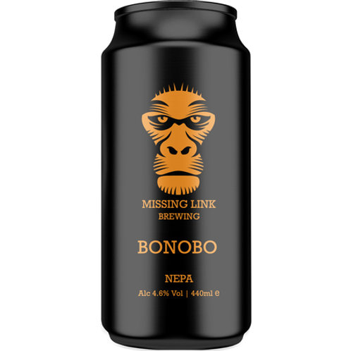 Missing Link Brewery Bonobo NE Pale Ale