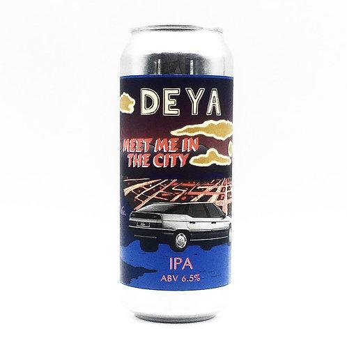Deya Meet Me In The City NEIPA