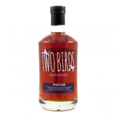 Two Birds Spiced Rum 70cl