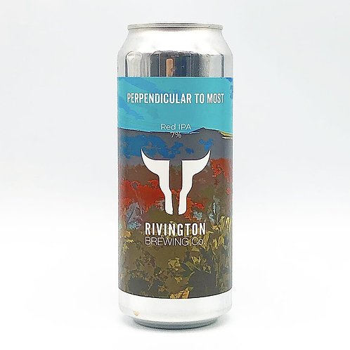 Rivington Perpendicular to Most Red IPA