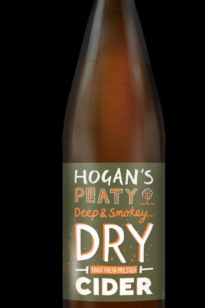 Hogans Dry Cider 500ml