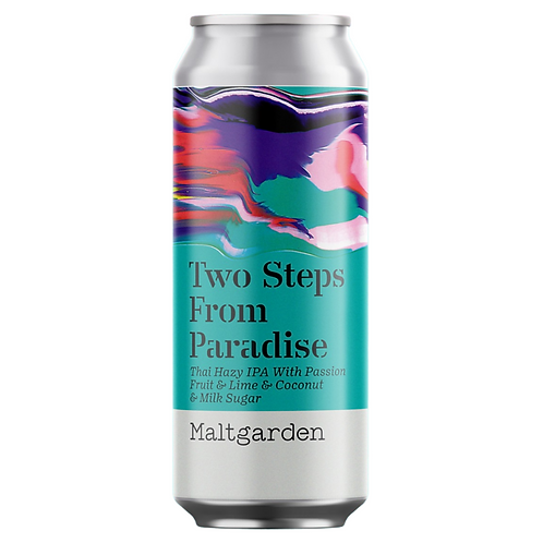 Maltgarden Two Steps From Paradise Thai Hazy IPA