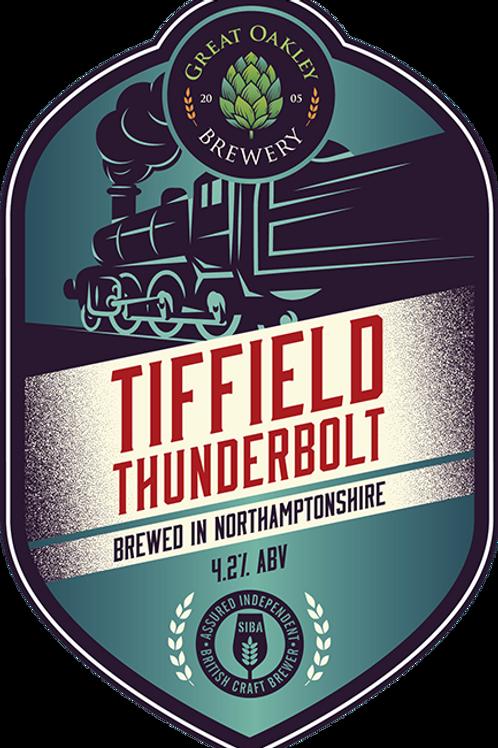 Great Oakley Tiffield Thunderbolt Pale Ale