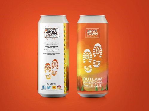 Boot Town Outlaw American Pale Ale