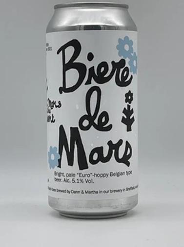 St Mars Of The Desert Biere De Mars
