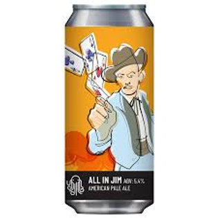 Time & Tide Brewing All In Jim American Pale