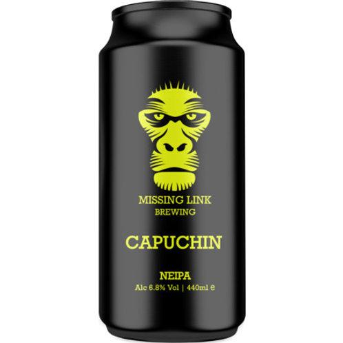 Missing Link Brewing Capuchin Hazy NEIPA