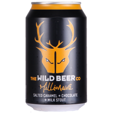 Wild Beer Co Millionaire Salted Caramel Stout