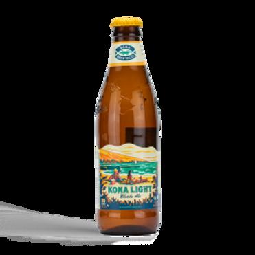 Kona Light Blonde Ale (99 cals)