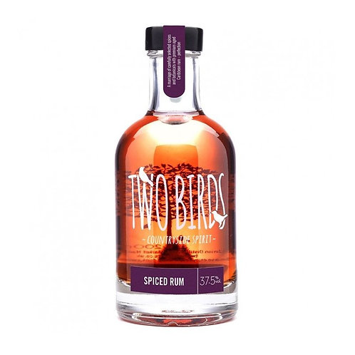 Two Birds Spiced Rum 20cl