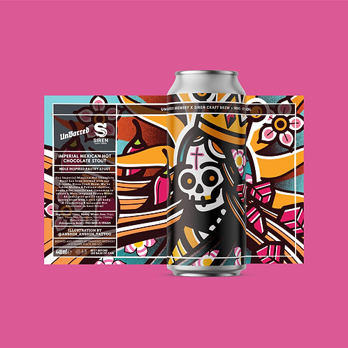 Unbarred x Siren Craft Imperial Hot Chocolate Stout