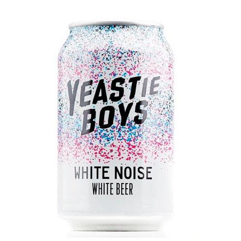 Yeastie Boys White Noise Wheat Beer