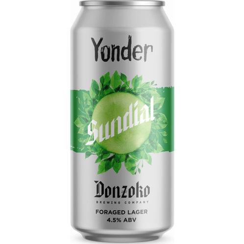 Yonder x Donzoko Sundial Helles Lager